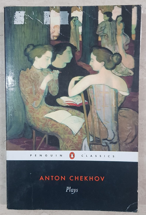 Anton Chekhov Plays (SECOND HAND)