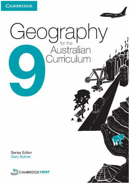 Geography for the Australian Curriculum Year 9 Bundle (PRINT + DIGITAL)