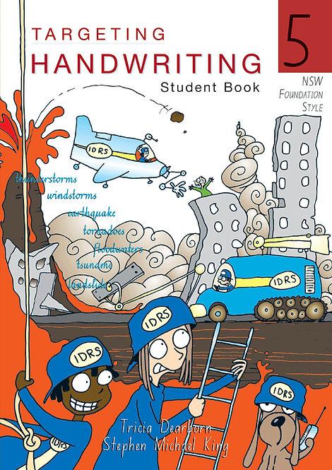 Targeting Handwriting: NSW Year 5 Student Book