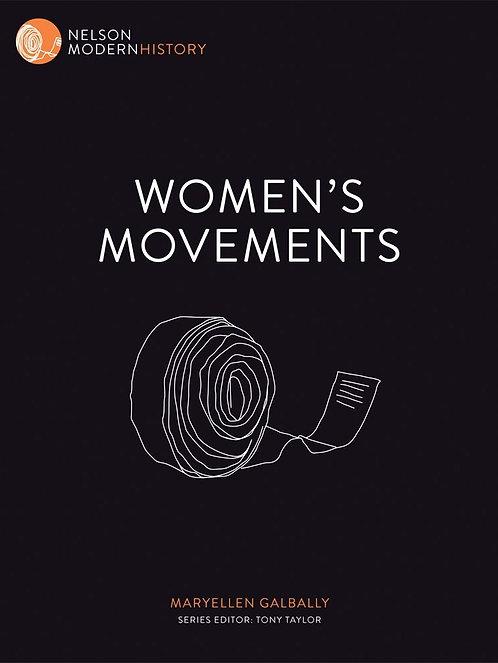Nelson Modern History: Women's Movements