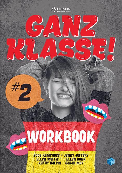 Ganz Klasse! Workbook 2