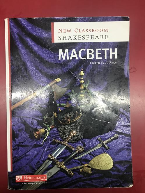 New Classroom Shakespeare Macbeth (SECOND HAND)