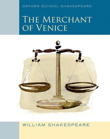 Oxford School Shakespeare The Merchant of Venice