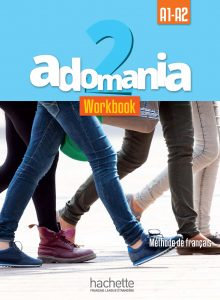 Adomania 2/A1-A2 Workbook English Version, CD and Parcours Digital Code