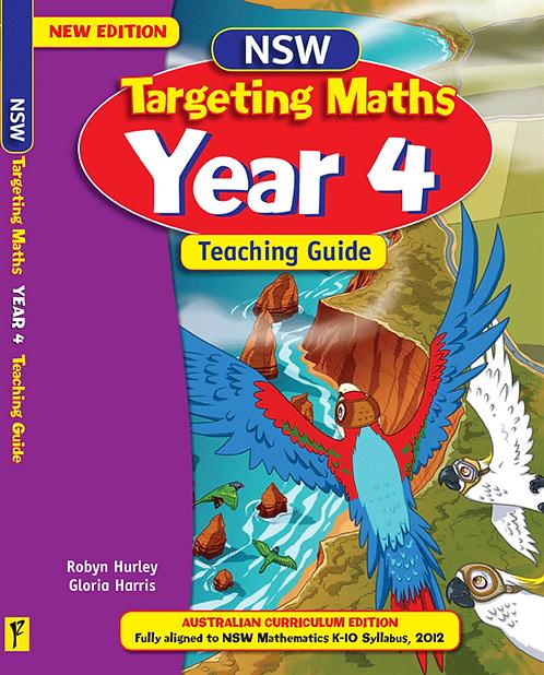 Targeting Maths NSW Teaching Guide: Year 4