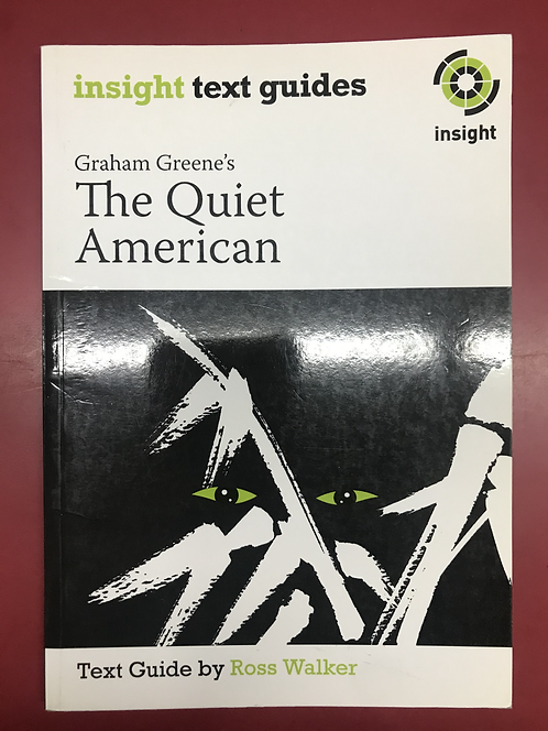 Insight: The Quiet American (SECOND HAND)