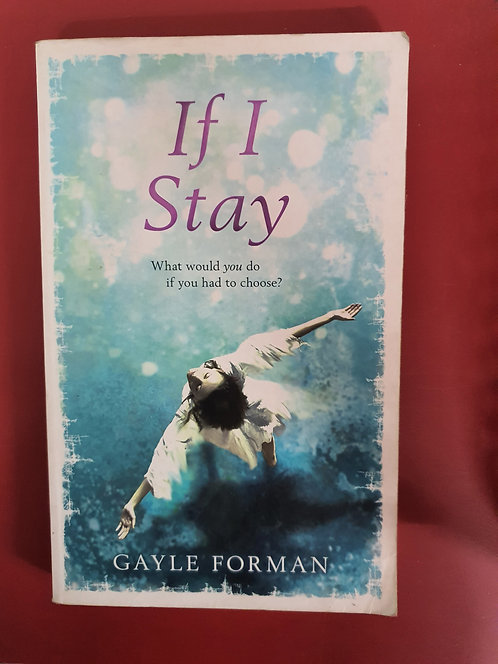 If I Stay (SECOND HAND)