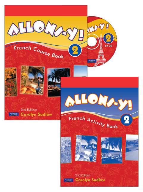 Allons-y! 2 Complete Student Pack 2E