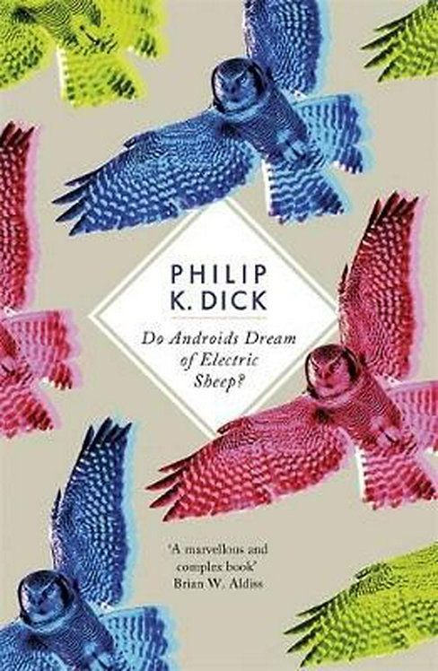 Do Androids Dream Of Electric Sheep? (Phoenix Edition)