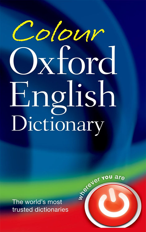 Colour Oxford English Dictionary 3E