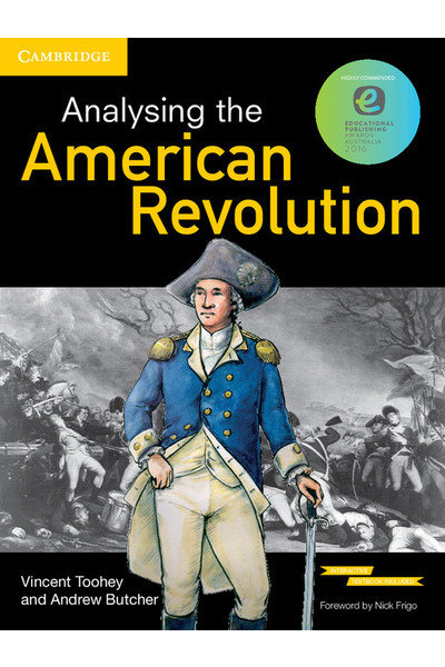 Analysing the American Revolution 2E (DIGITAL)