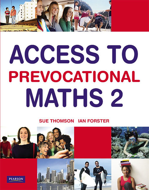 Access to Prevocational Maths 2 2E