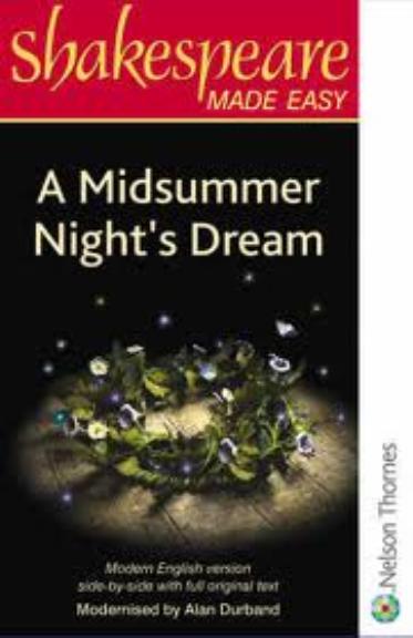 Shakespeare Made Easy A Midsummer Night's Dream