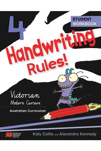 Handwriting Rules! - Victorian Modern Cursive Year 4