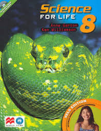 Science for Life 8+ Student Book