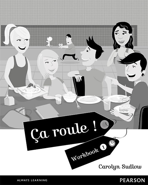 Ca roule ! 1 Workbook