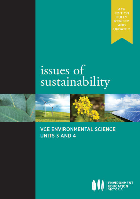 Issues of Sustainability 4E