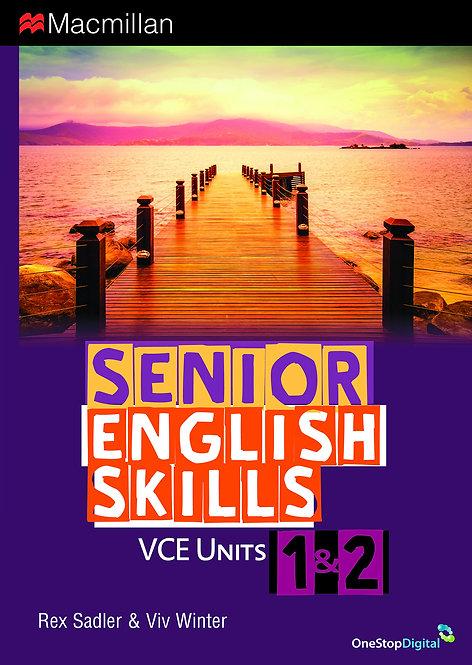 Senior English Skills VCE Units 1&2