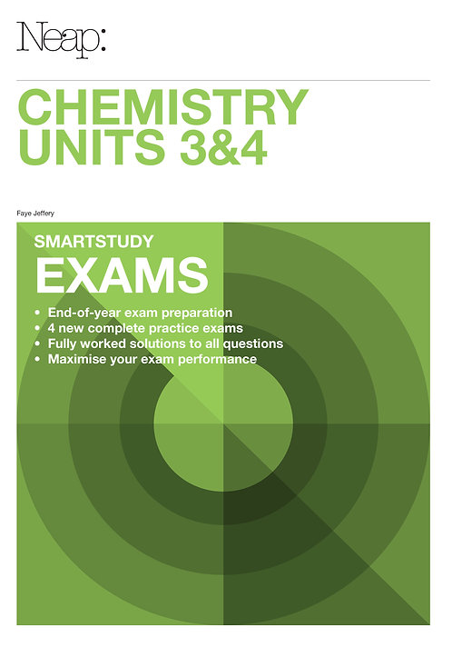 Chemistry Units 3&4 Exams Guide (2017 Ed)
