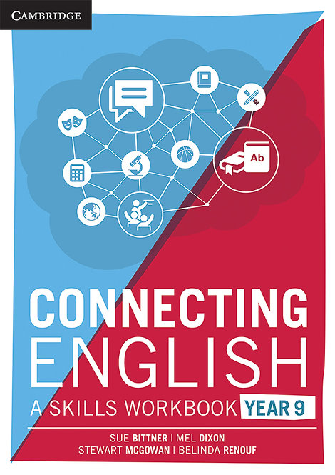 Connecting English: A Skills Workbook Year 9 (PRINT + DIGITAL)