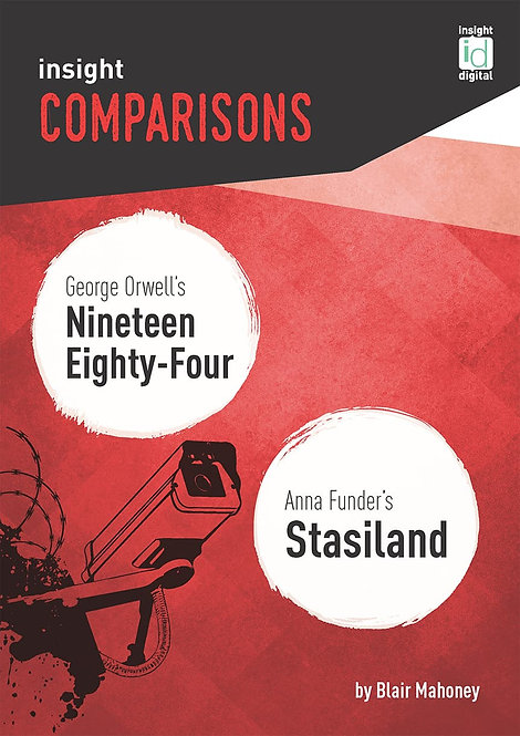 Insight Comparison: Nineteen Eighty-Four/Stasiland (PRINT)