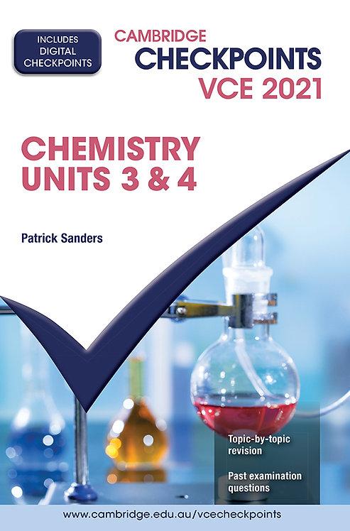 Cambridge Checkpoints VCE Chemistry Units 3&4 2021