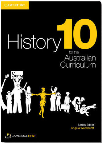 History & Geography for the Australian Curriculum 10 Bundle (PRINT + DIGITAL)
