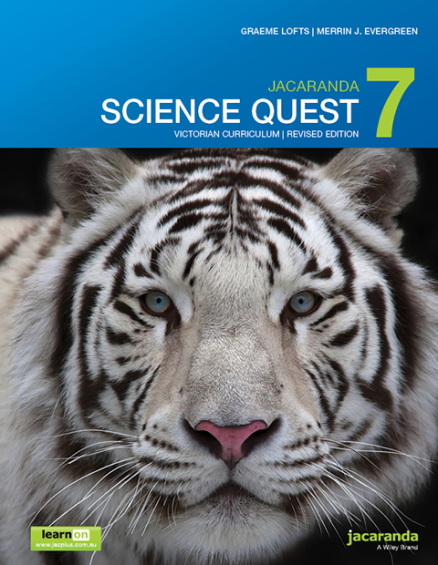 Jacaranda Science Quest 7 Victorian Revised & LearnON + AssessON Value Pack