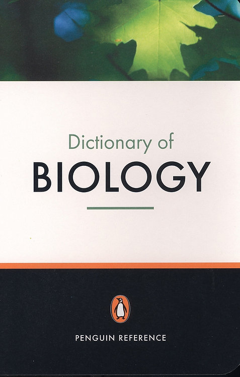 The Penguin Dictionary Of Biology 11E