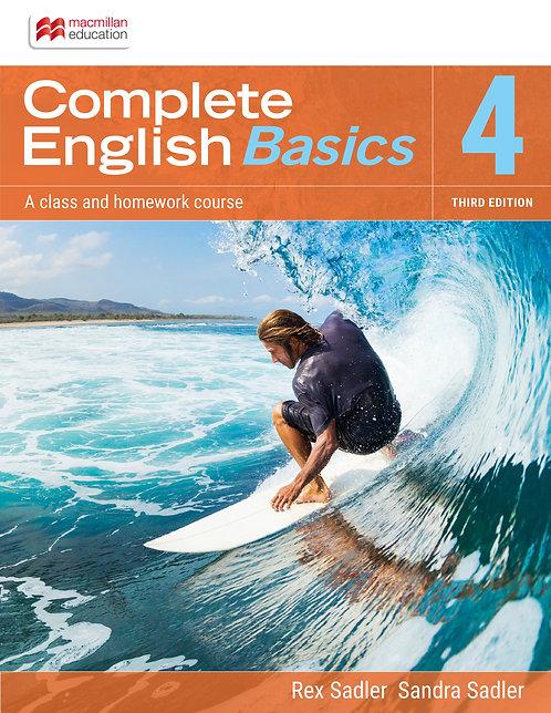 Complete English Basics 4 3E (DIGITAL)