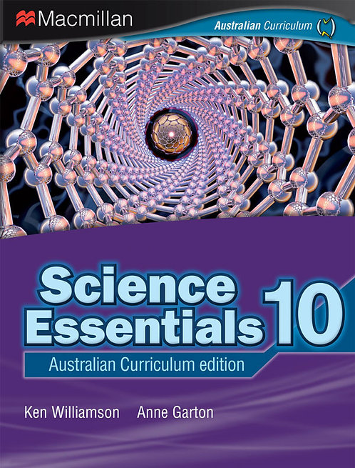 Macmillan Science Essentials 10 Australian Curriculum Student Book + eBook