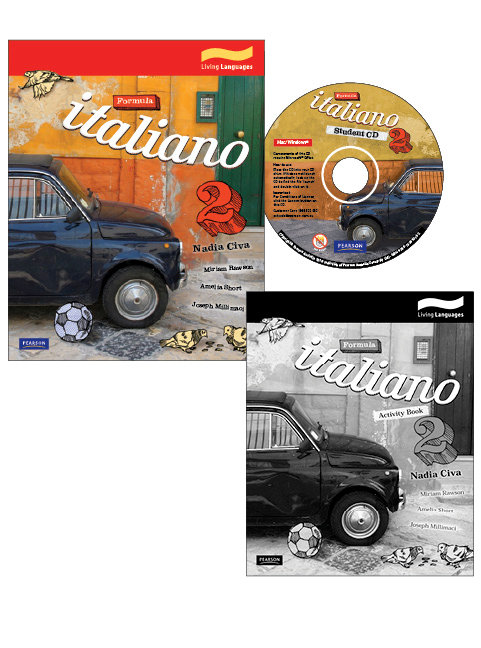 Formula Italiano 2 Complete Student Pack