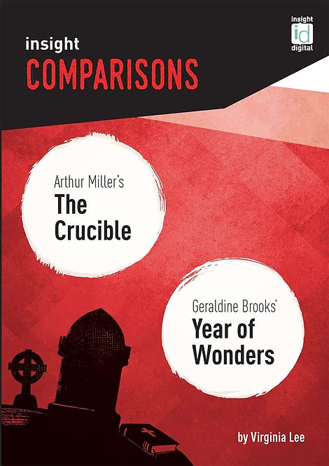 Insight Comparison: The Crucible/Year of Wonders (DIGITAL)