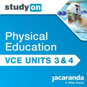 StudyOn VCE Physical Education Units 3&4 2E (DIGITAL)