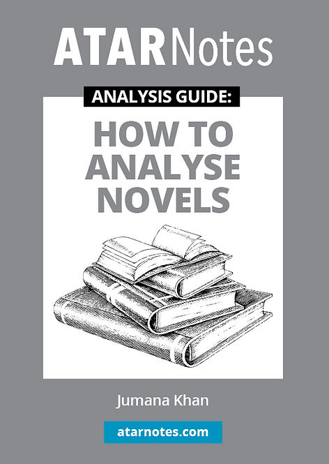 ATARNotes Genre Analysis Guide: How to Analyse Novels