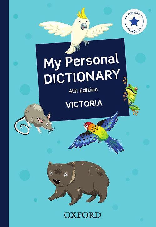 My Personal Dictionary 4E Victoria