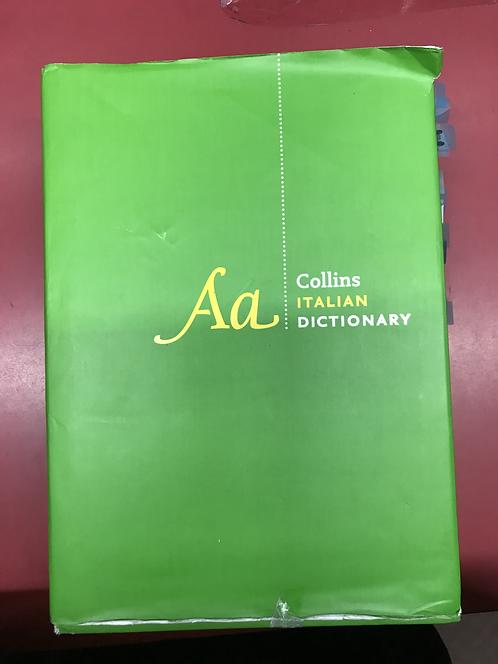 Collins Italian Dictionary: Complete & Unabridged 3E (SECOND HAND)