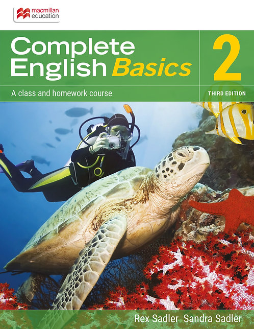 Complete English Basics 2 3E (PRINT + DIGITAL)