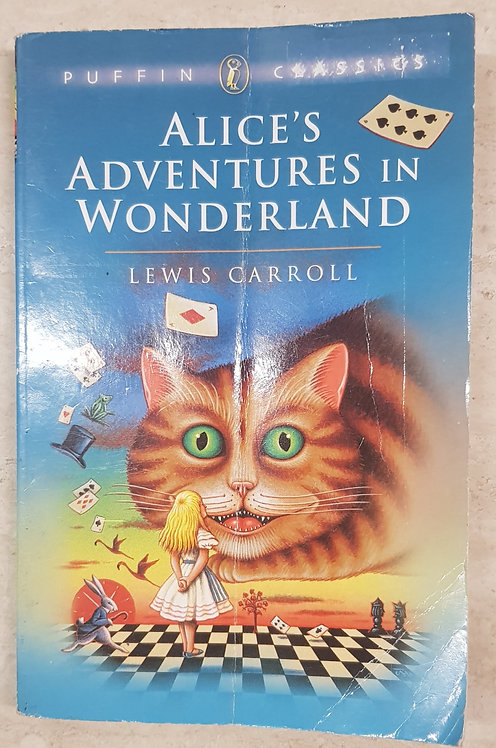 Alice's Adventures In Wonderland (SECOND HAND)
