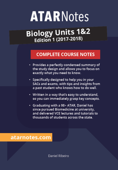 ATARNotes Biology Complete Course Notes Units 1&2