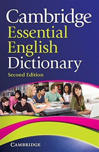Cambridge Essential English Dictionary 2E