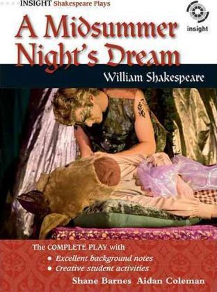 Insight Shakespeare Series A Midsummer Night's Dream First Edition