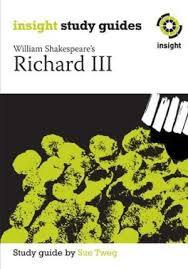 Insight Text Guide: Richard III