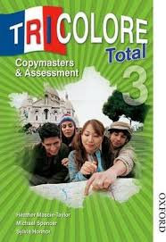 Tricolore Total 3 Copymasters & Assessment