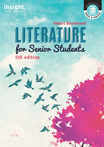 Insight Literature for Senior Students 5E (PRINT + DIGITAL)