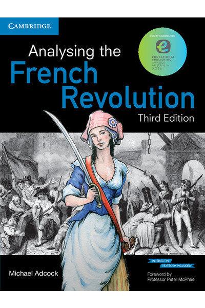 Analysing the French Revolution 3E (DIGITAL)