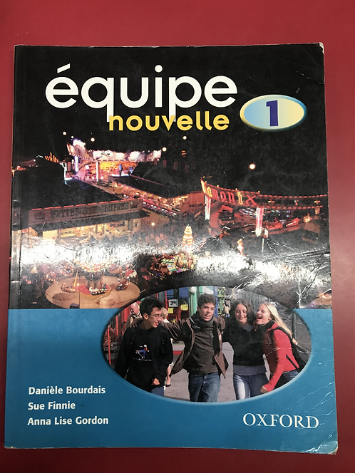 Equipe Nouvelle 1 (SECOND HAND)