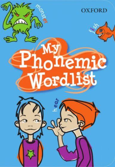 My Phonemic Wordlist