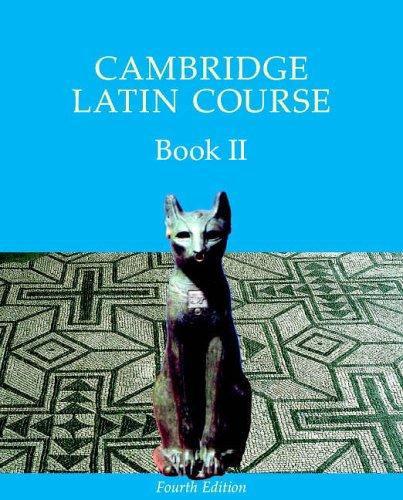 Cambridge Latin Course Book 2 Student Book 4E