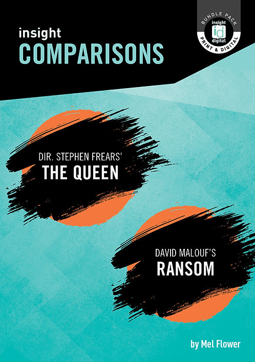Insight Comparison: The Queen/Ransom (PRINT+ DIGITAL)